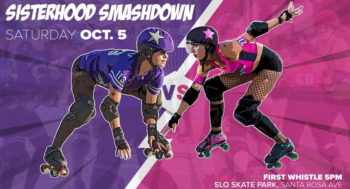 Sisterhood Smashdown_Facebook event cover